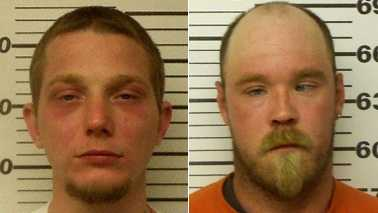 Eric Duncan, left, and Bobby Lawson, right (King police)