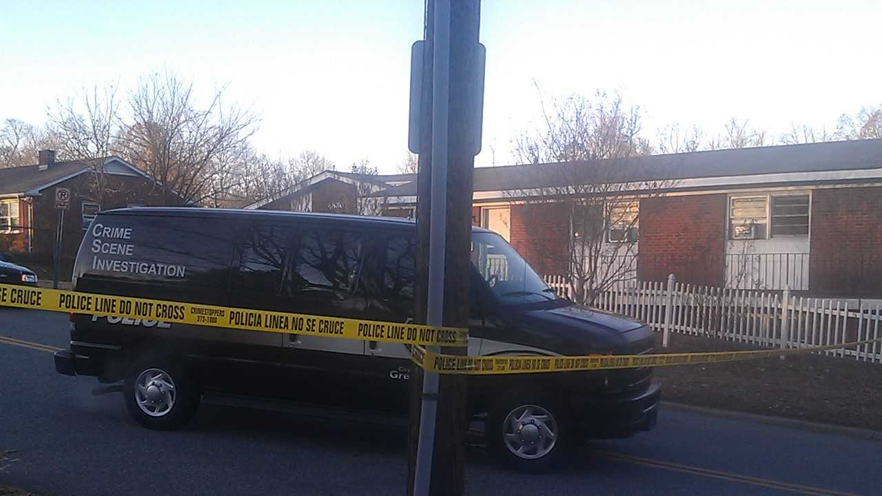 Greensboro police investigating suspicious death