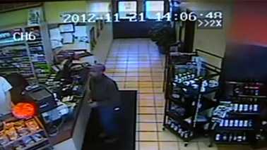 Surveillance image of unknown man (Rockingham County Sheriff's Office)