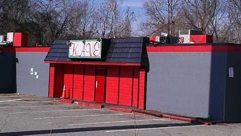 The Kave strip club (Doug Miller/WXII)