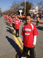 Saturday's weather was great for parade goers of all ages!