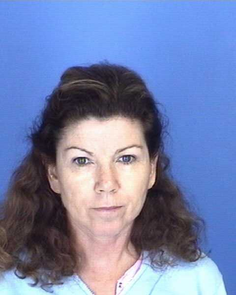 Diane Hall, 52, faces the same charges. (Burlington police)