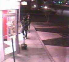 These two people are suspected of robbing a Greensboro Steak 'n Shake early Monday morning. (Greensboro police)