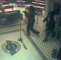 The robbery was reported around 2 a.m. Monday at the store on W. Wendover Avenue.