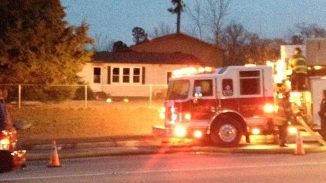 Triple fatal house fire in Fayetteville