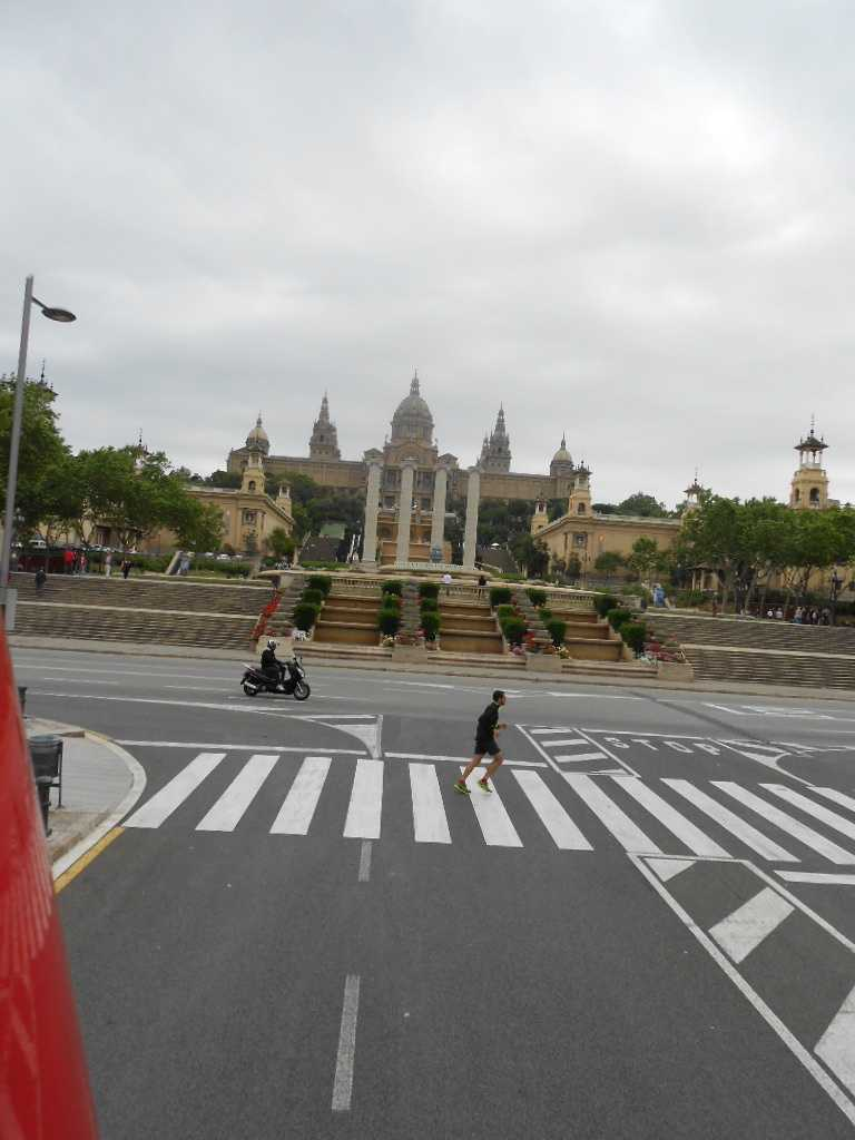 The National Palace (El Palacio de Montjuic) is a great place for wedding photo opps and to visit.