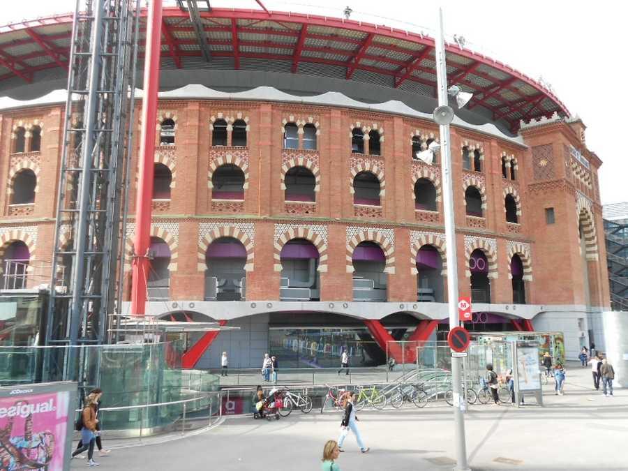 Arenas De Barcelona