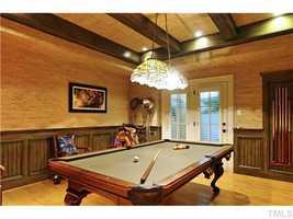 Billard Room