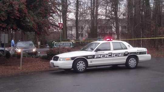 Officer shot in Durham