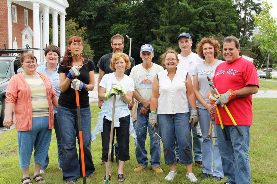 6. Promising to volunteer