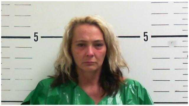 Angela Michelle Beck and all the others were charged with charged with conspiracy to manufacture methamphetamine and possession of drug paraphernalia. (Surry County Sheriff's Office)