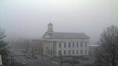 WXII weather camera in Lexington at 3:45 p.m.