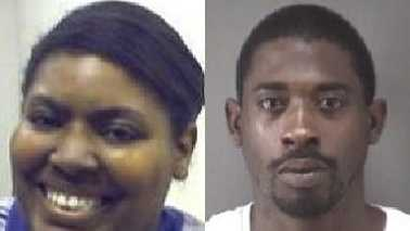 Temeeka Williams, left, and William Jowers Jr., right, face multiple charges. (See full photo gallery)