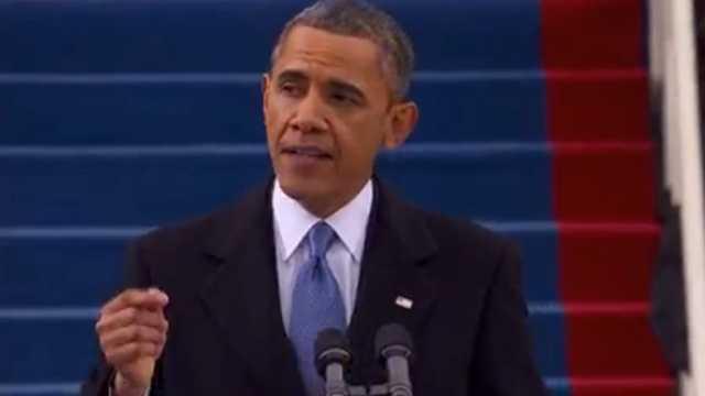 Obama second term agenda
