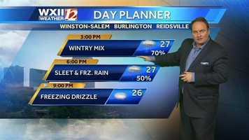 Piedmont Day Planner graphic