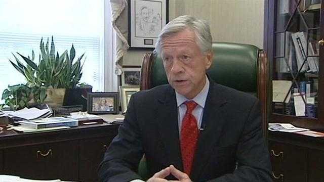Winston-Salem Mayor Allen Joines