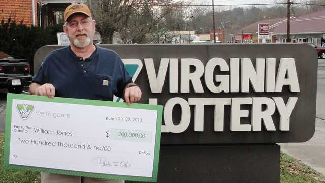 William Jones (Virginia Lottery)