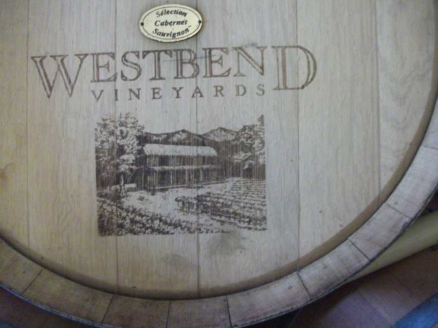 Westbend Vineyards and Brewhouse Tours