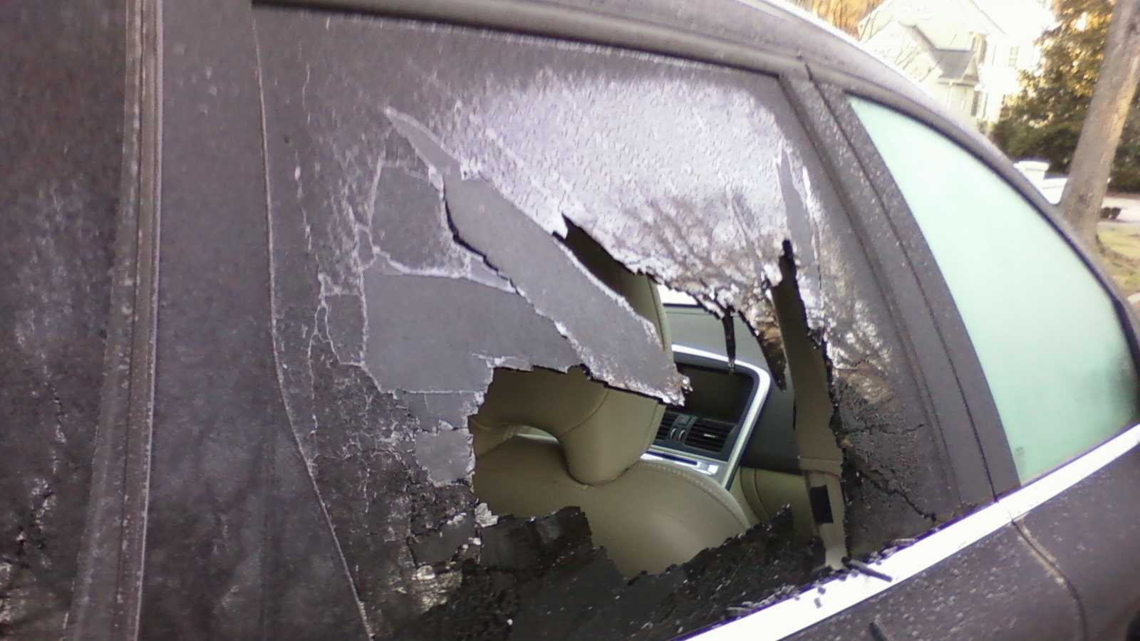 Winston-Salem police say 36 cars were vandalized late Wednesday night. It's the latest in a series of vandalism cases.
