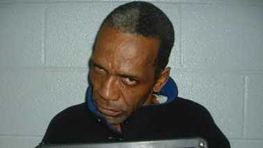 Alvis Whitted Jr. (Yadkin County Sheriff's Office)