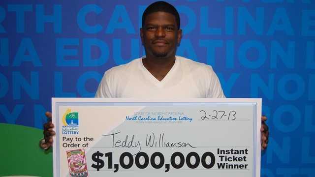 Teddy Williamson (NC Education Lottery)