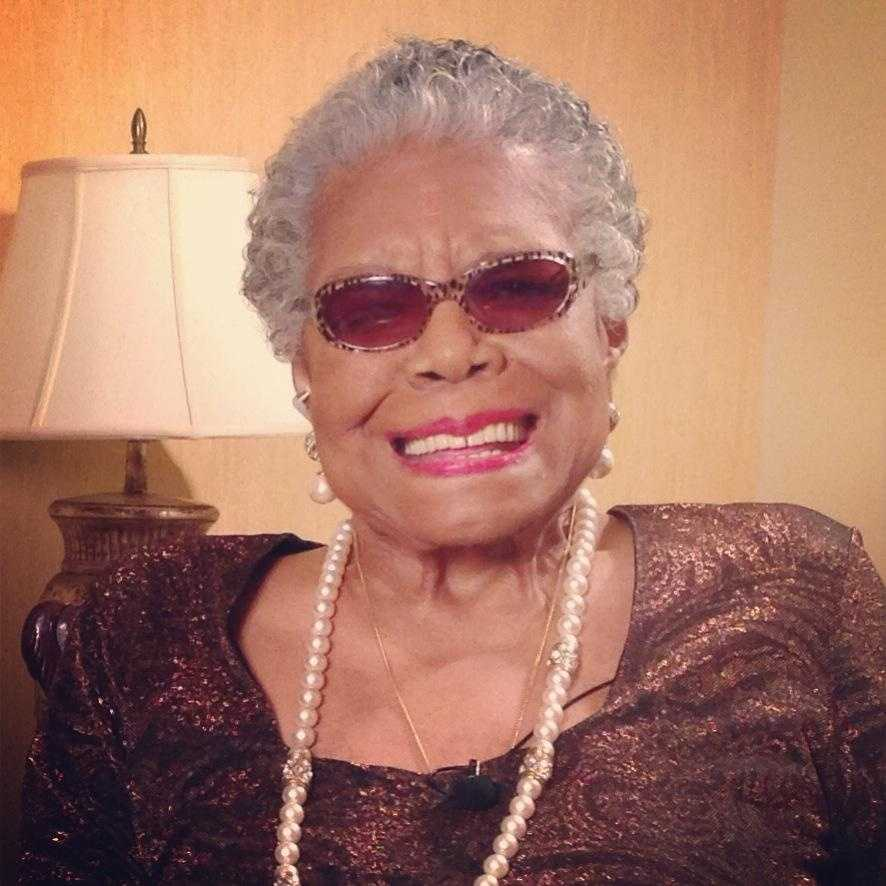 Last year, WXII 12 News interviewed author and poet Dr. Maya Angelou at her home in Winston-Salem.