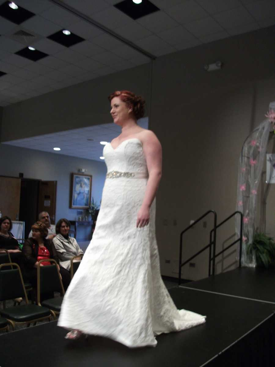For more information on the fashions from the show check out Bridal Traditions Wedding and Prom Attire. It is very important to go to Wedding shows so you can check out the fashion shows to see the latest bridal gowns.