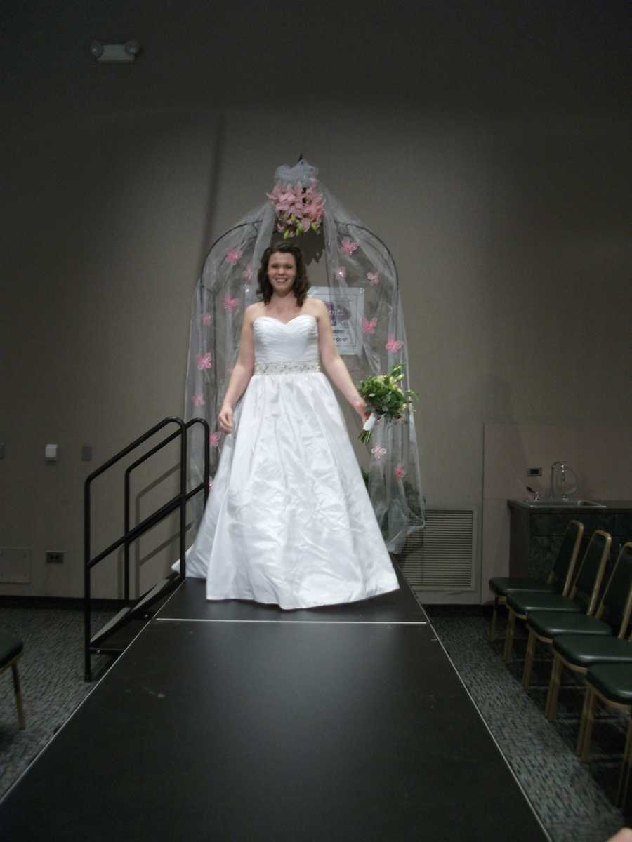 Sponsored by Bridal Traditions Wedding and Prom Attire.