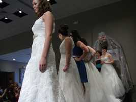 Getting styles and colors to match your wedding theme will enhance your ceremony.