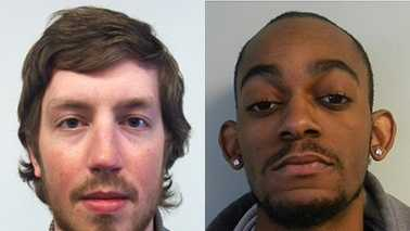 Henry Nagle, left, and Branden Stevens, right (Boone police)
