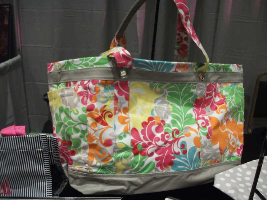 Thirty-One Gifts has some nice bags that could make a summer/beach location themed wedding present for the maid of honor and bridesmaids. It would be nice to add flip flops for dancing, after the ladies wear the heels during the ceremony.