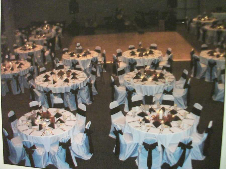 The John A. Walker Center has many different rooms and setups for your elegant event.