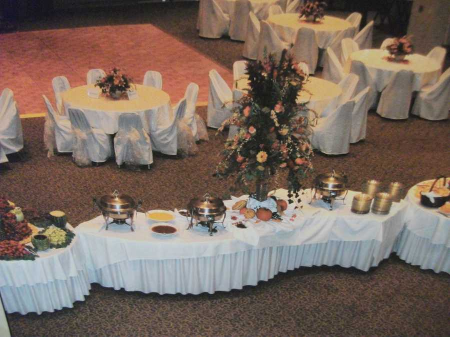 Just let The John A. Walker Center know what your wedding plans are and find out if they can work within your wedding budget.