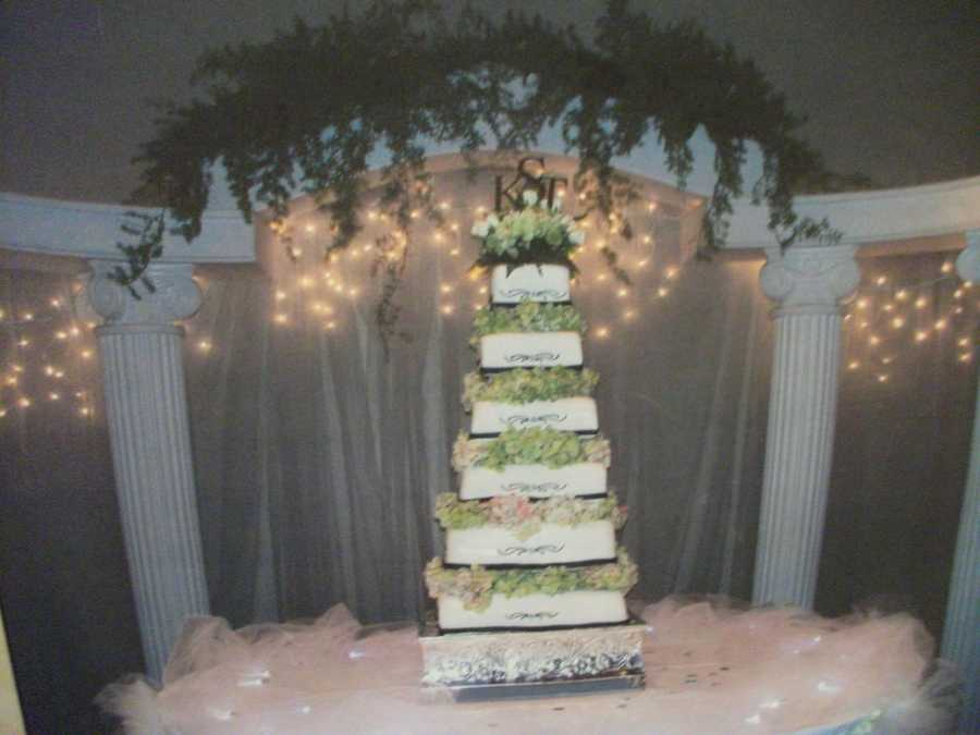The John A. Walker Center has there own caterers so you can work out the details for food and presentation. Check with them for the cake as well.