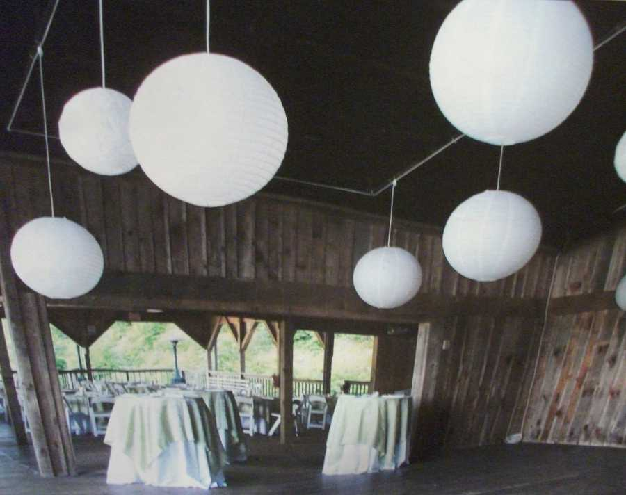 When you get your wedding plans with The John A. Walker Center you could have your wedding at the Merle Festival stage. This would be a great venue for a Country/Western Themed Wedding.