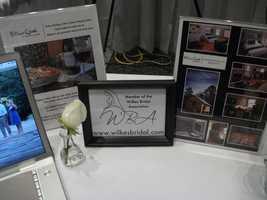 Elkin Creek Vineyard is a member of the Wilkes Bridal Association.
