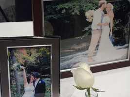 Elkin Creek Vineyard has beautiful outdoor areas for weddings and memorable wedding party photos.