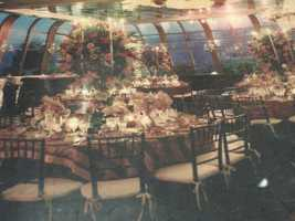 Tiptons Barbecue caters for many different wedding events.