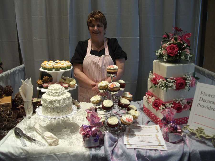 Kathy's Kreations Bakery & Confectionary Gift Shop can help you decide on all your dessert and cake needs. Email: murphy@skybest.com.