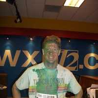WXII's Cameron Kent took part (obviously!)