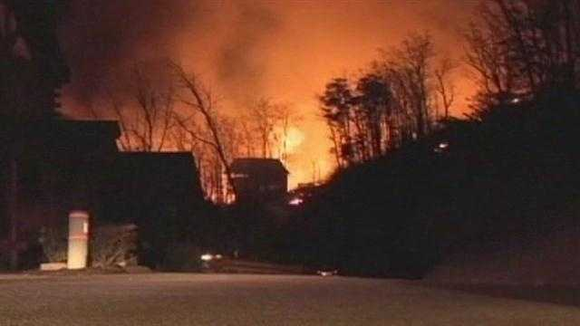 Click through the slideshow for more images, and stay with WXII12.com and WXII Mobile for updates.