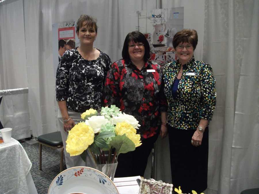Belk of Wilkesboro was represented to discuss their registry for bridal gifts. (Geneva_Shumate@Belk.com)