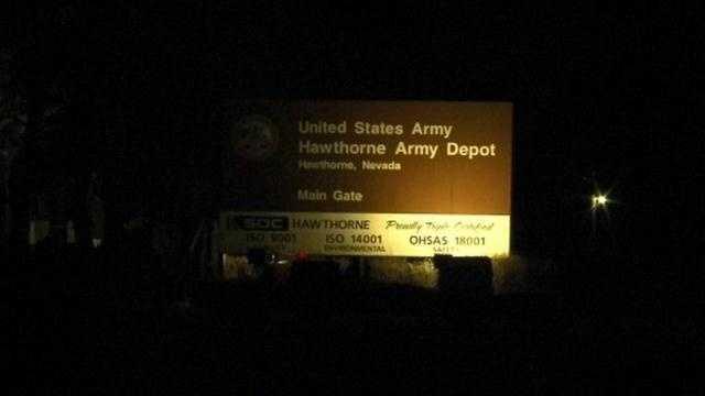 Hawthorne Army Depot