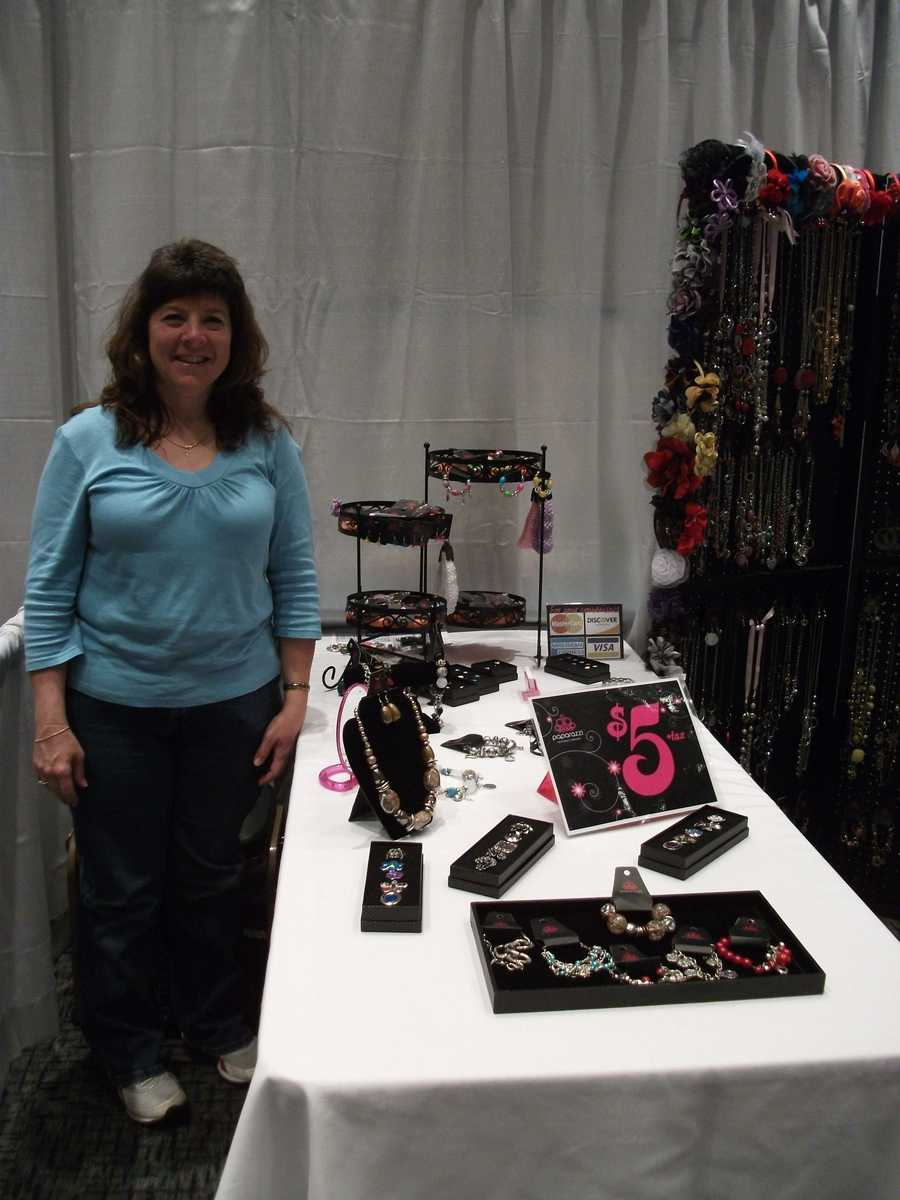 Paparazzi By Judy was represented at the Wedding Expo with all her Paparazzi jewelry and accessories. Contact: paparazzibyjudy@gmail.com.