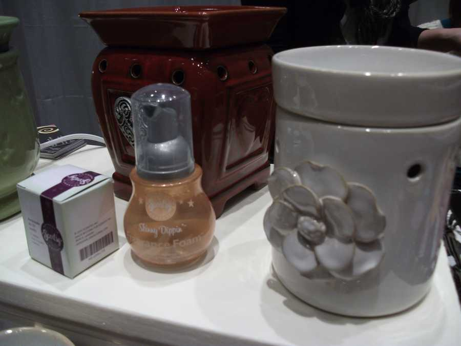 These scent warmers would make great gifts for the couple too. Scentsy