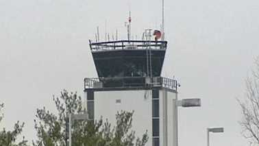 Smith Reynolds Airport tower