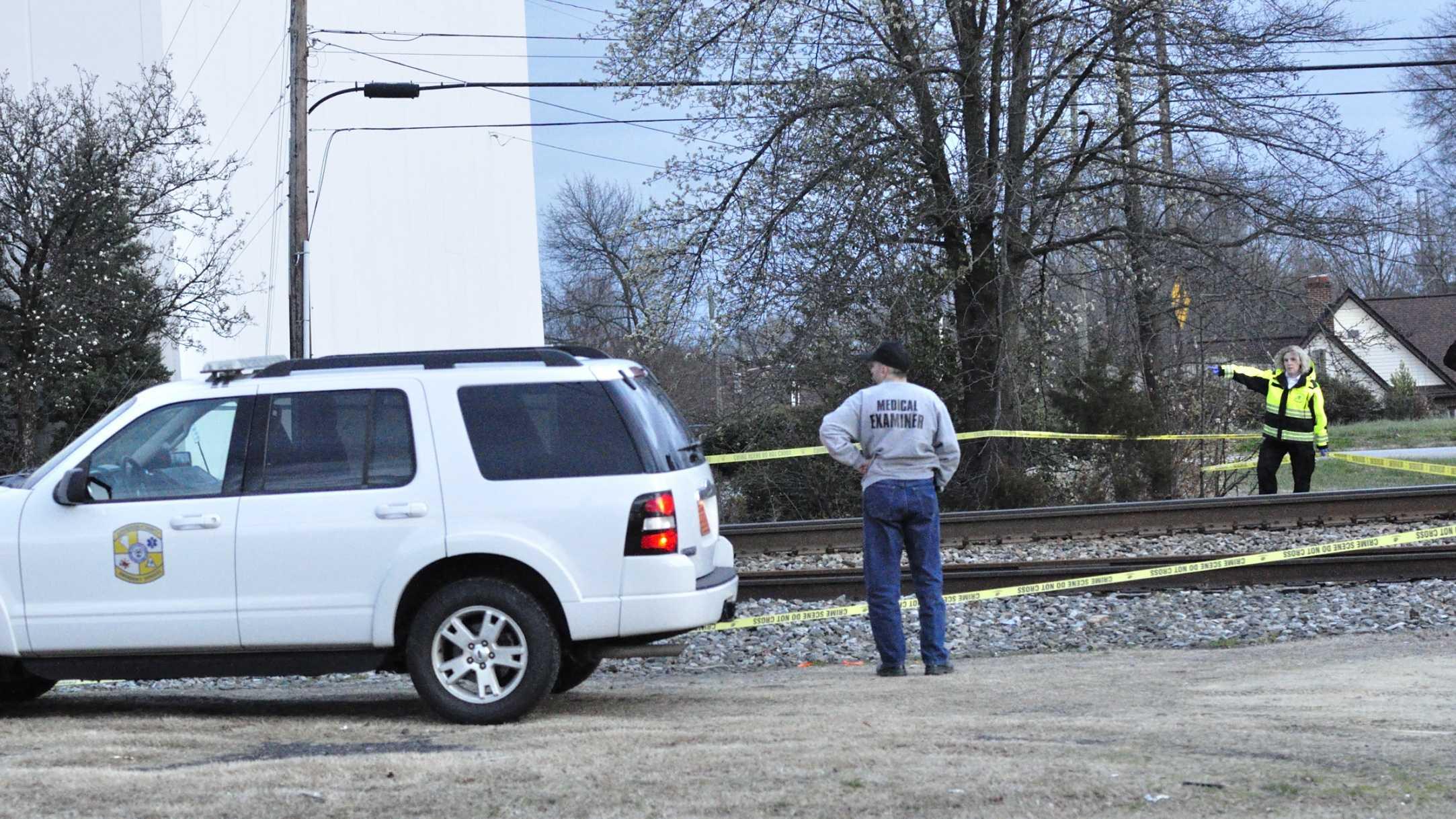 Fatal train ax