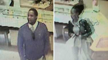 Jewelry store theft in Pineville