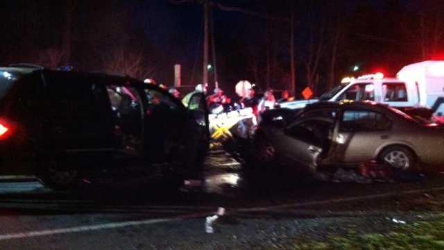 Wilkes County crash