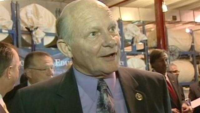 Sheriff Terry Johnson Speaks